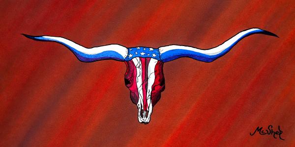 Patriotic-Longhorns