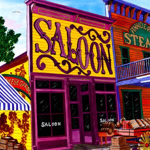 Sedona's Saloon