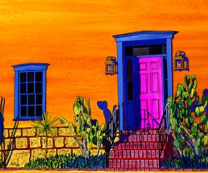 Tucson Periwinkle