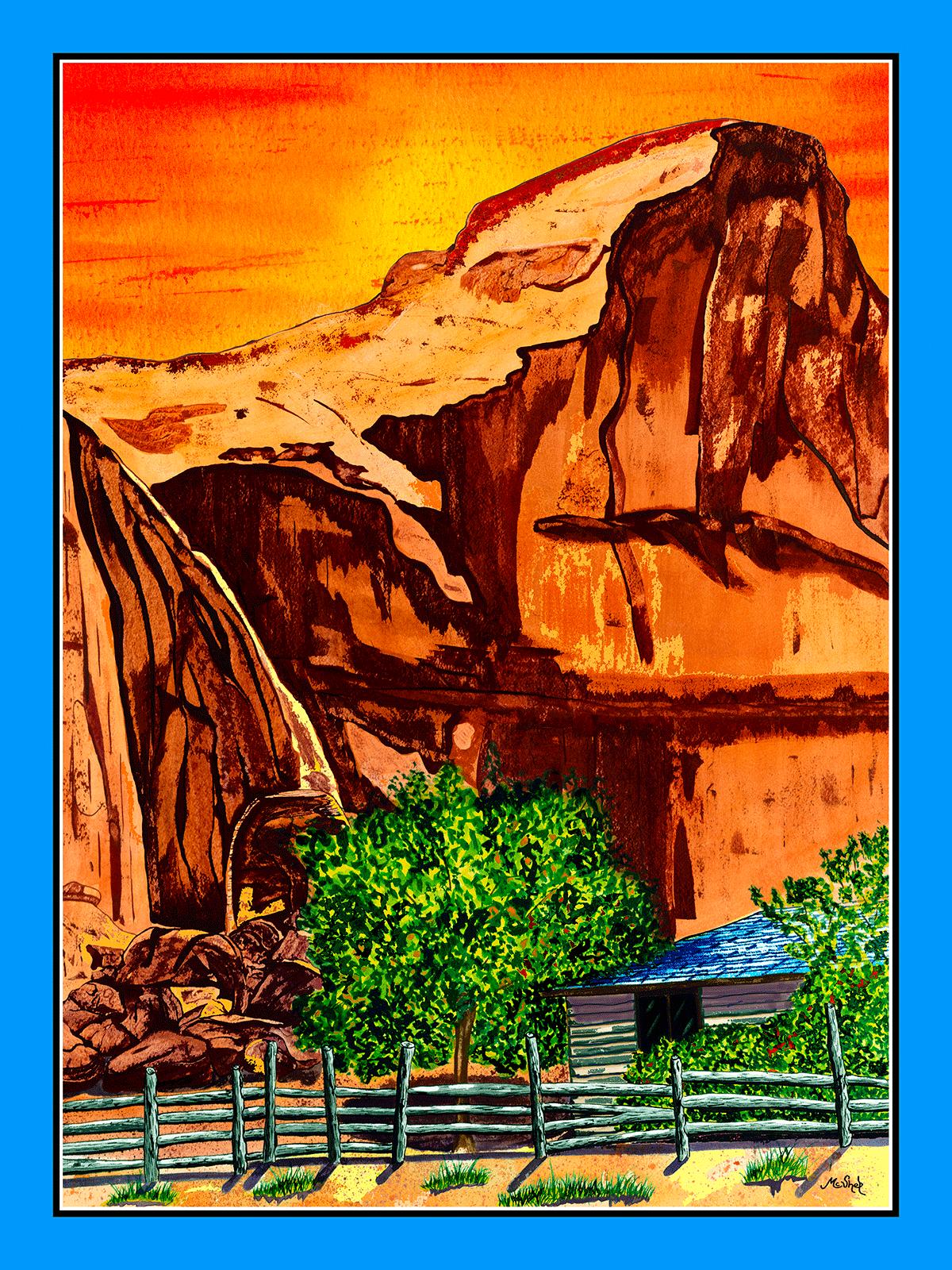 Sedona's Oak Creek Canyon