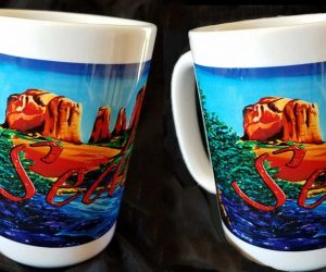 Cathedral Rock Coffee Mugs