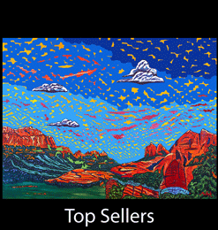 Cool Paintings of Sedona & Other Places