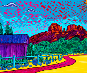Sedona's Crescent Moon Ranch