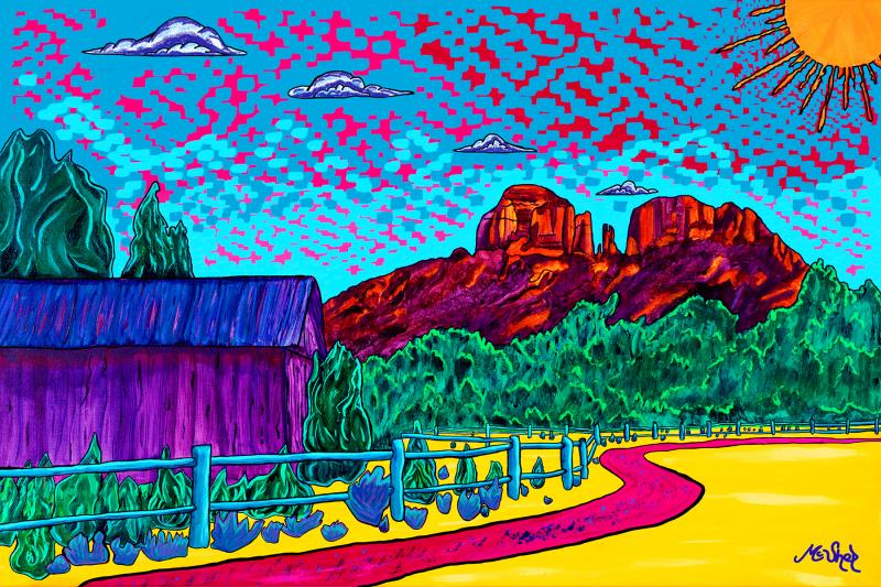 Sedona's Crescent Moon Ranch