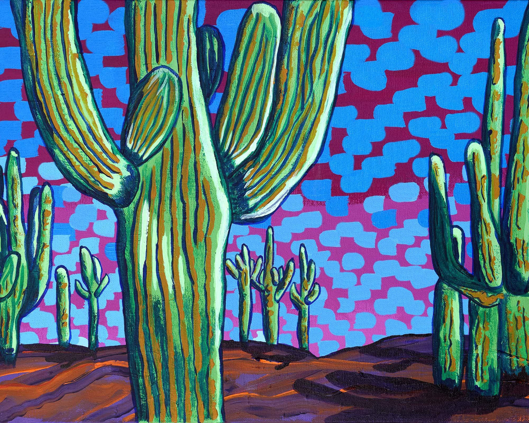 Southwest Panorama Landscapes